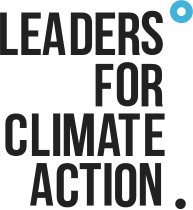 Leaders for Climate Action logo